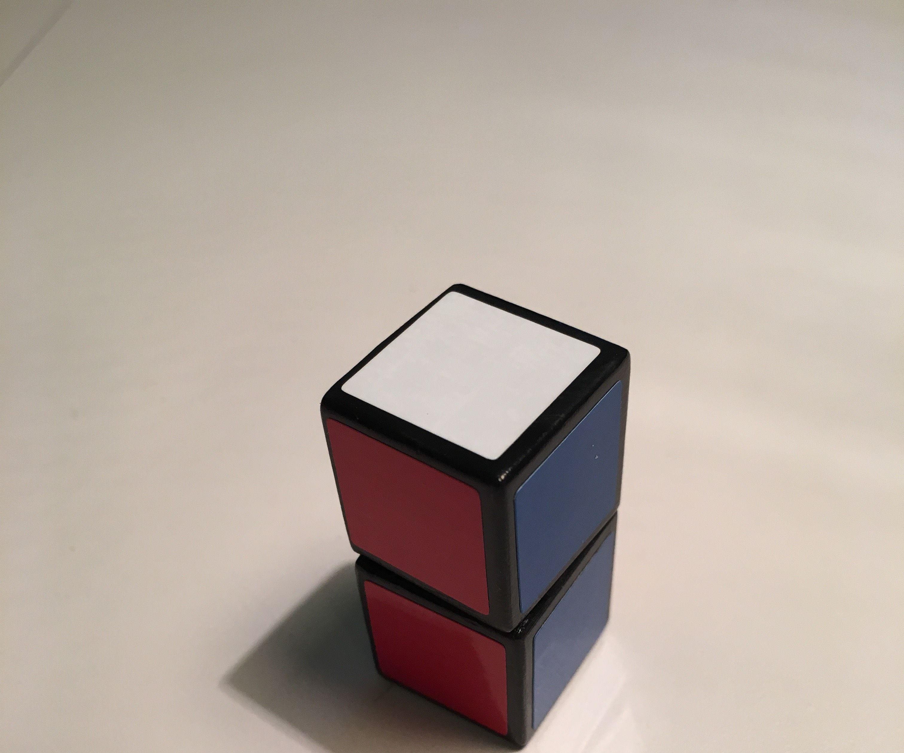 1x1x2 Rubik's Cube