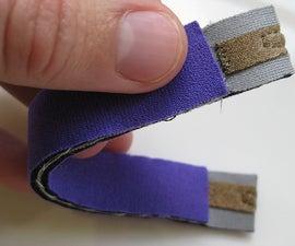 氯丁橡胶弯曲传感器改进