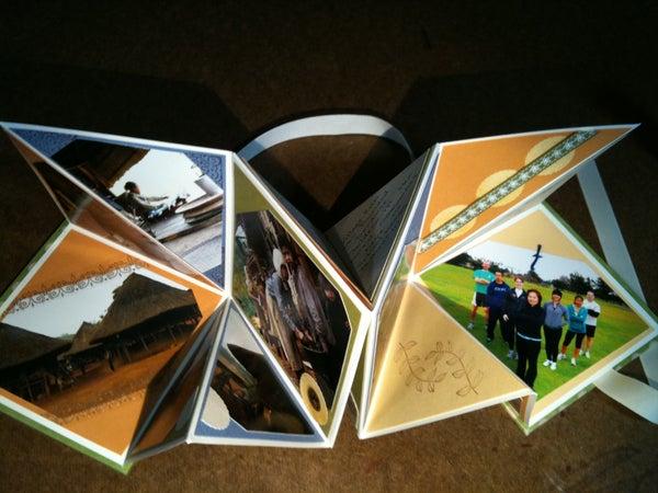 Adding Photos to an Album
