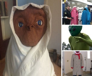 10 Lovable Alien Costumes, From E.T. to Yip Yip