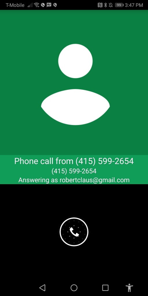 Get the Call!