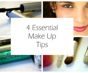 4 Essential Make Up Tips