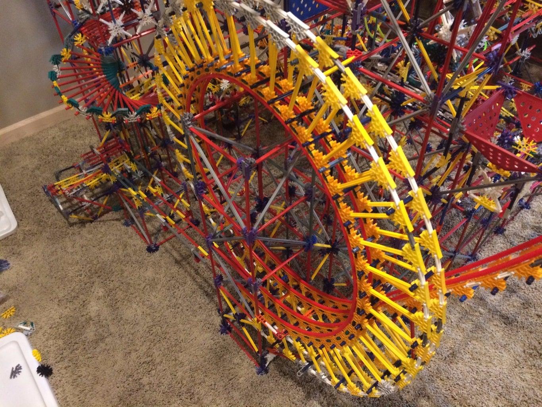 Knex Ball Machine: Nebula