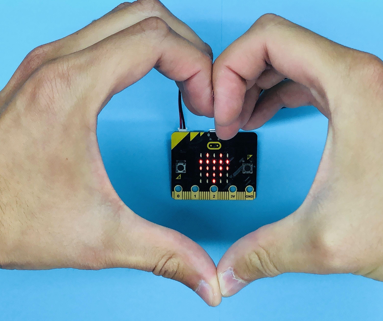 (WIP) Love Meter - Micro:Bit