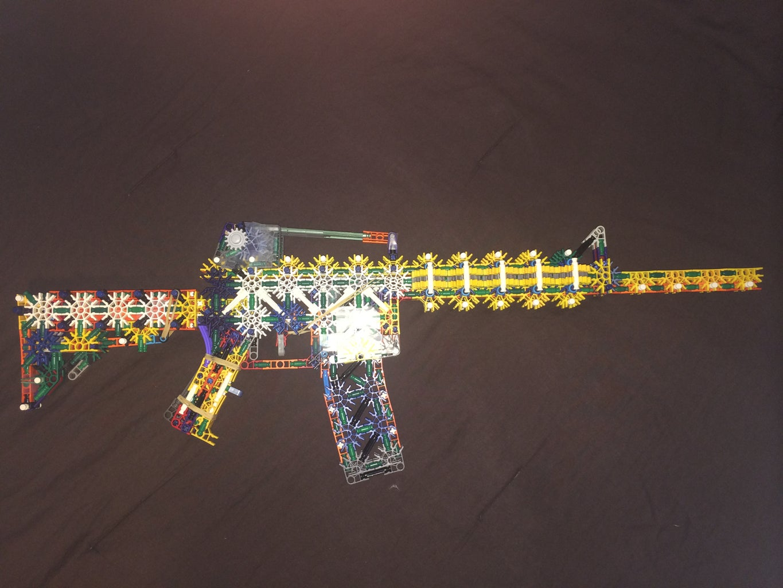M4A1 Assault Rifle