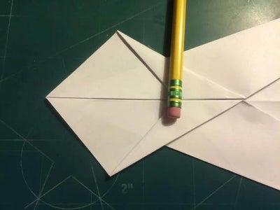 Canard Folding