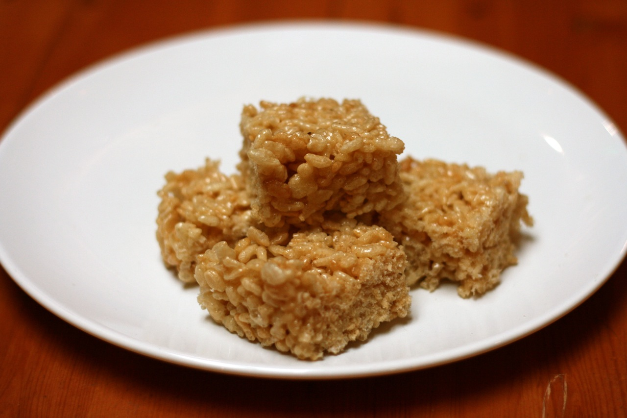 The Best Rice Krispies Treats Recipe