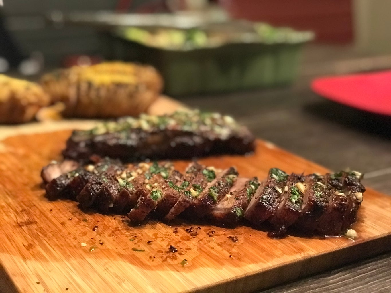 How to Make a NY Strip Steak on the Stove