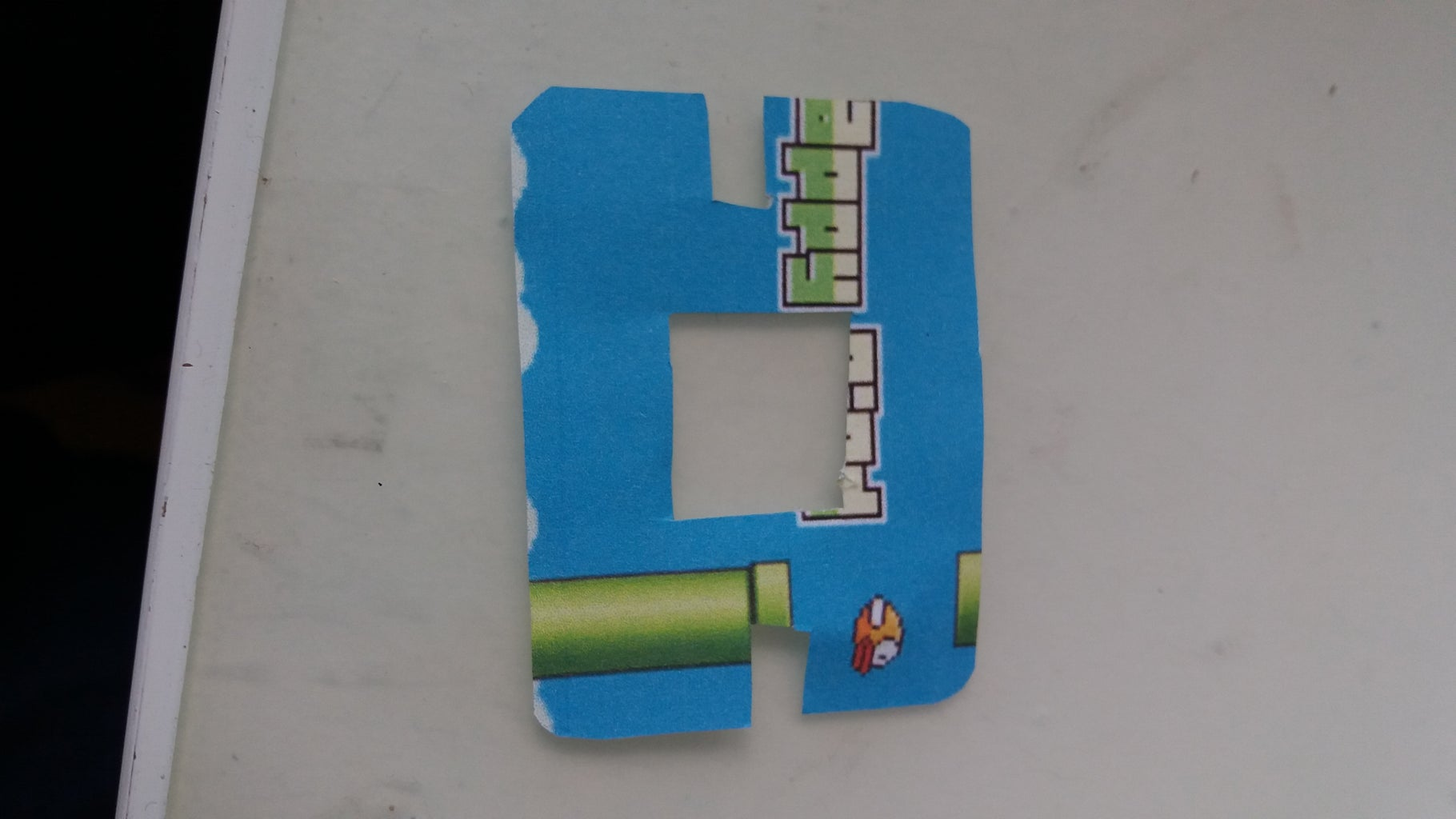 Flappy Bird Decal