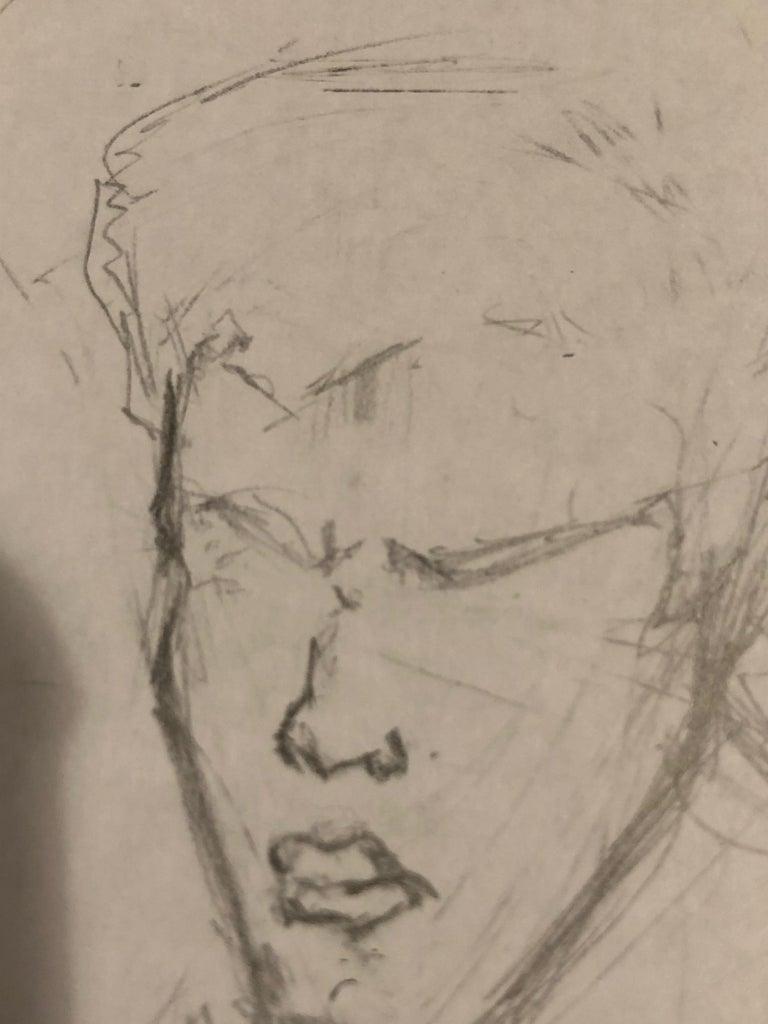Step 4: Facial Features