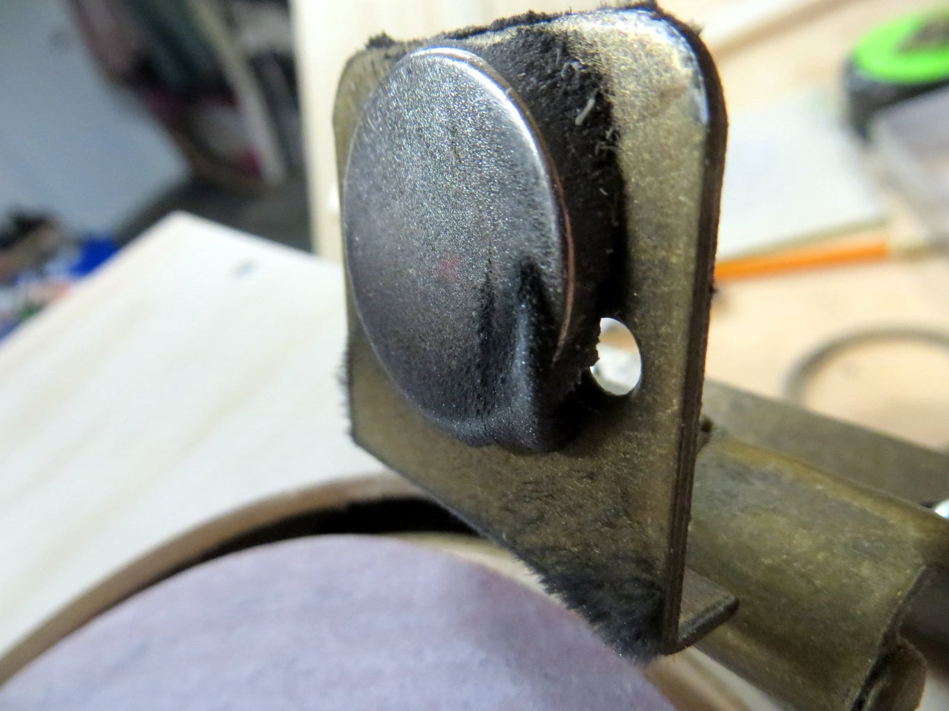 Magnetic Sweeper Arm