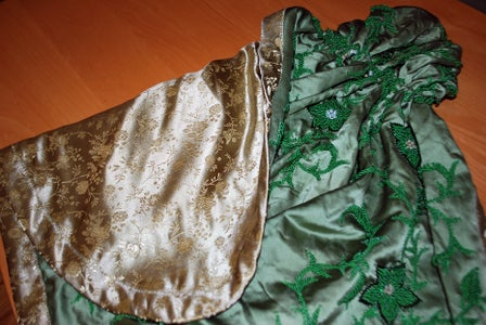 Skirt Prep
