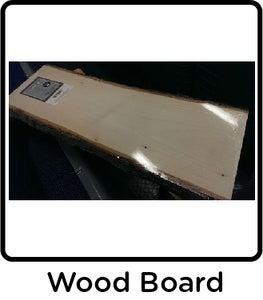 Prepare & Decorate Board