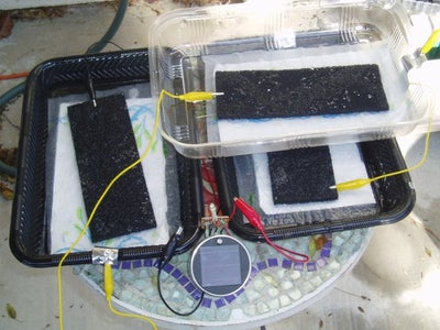 Charging and Operating the Assembly