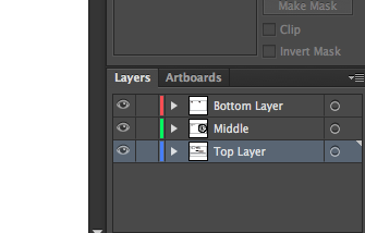 Separating the Layers