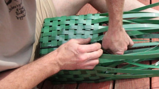 Making Bigger Baskets.
