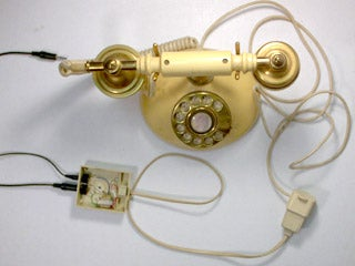 Connecting a Telephone to Your Soundcard