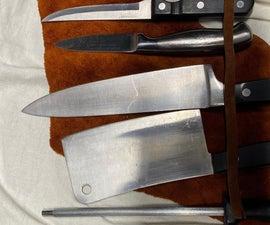 Knife Sharpening: a Culinary Cornerstone