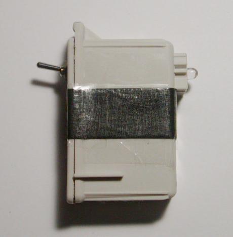 Inkjet cartridge flashlight