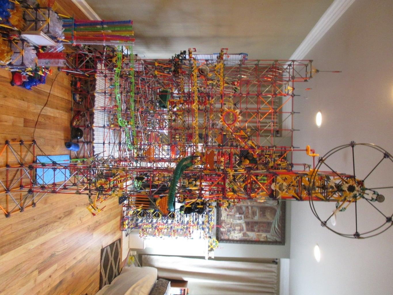 K'nex Ball Machine Grid Tower II, Elements