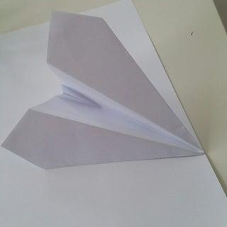 Paper Plane: the Derp Plane
