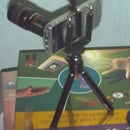 Make a Simple Telescopic Cellphone Camera