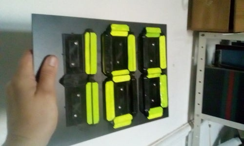 BusStopper, 3D Printed Manually Settable Bus Line Number Signalling for the Blind