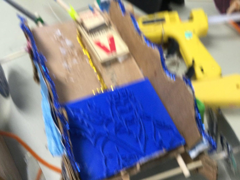 Poseidon Mousetrap Car