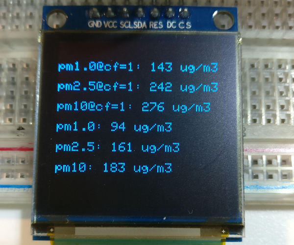 Get Started Building a PM Monitoring Station