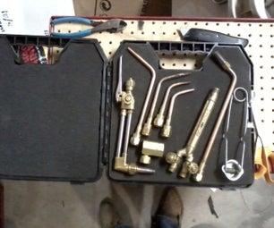 Upcycled Tool Box