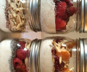 Delicious Overnight Oats
