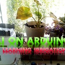 AI on Arduino (learning Irrigation Station)