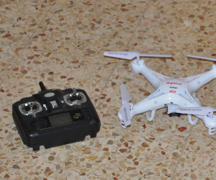 How to extend the flight time and the remote control range of syma x5c-1 quadcopter