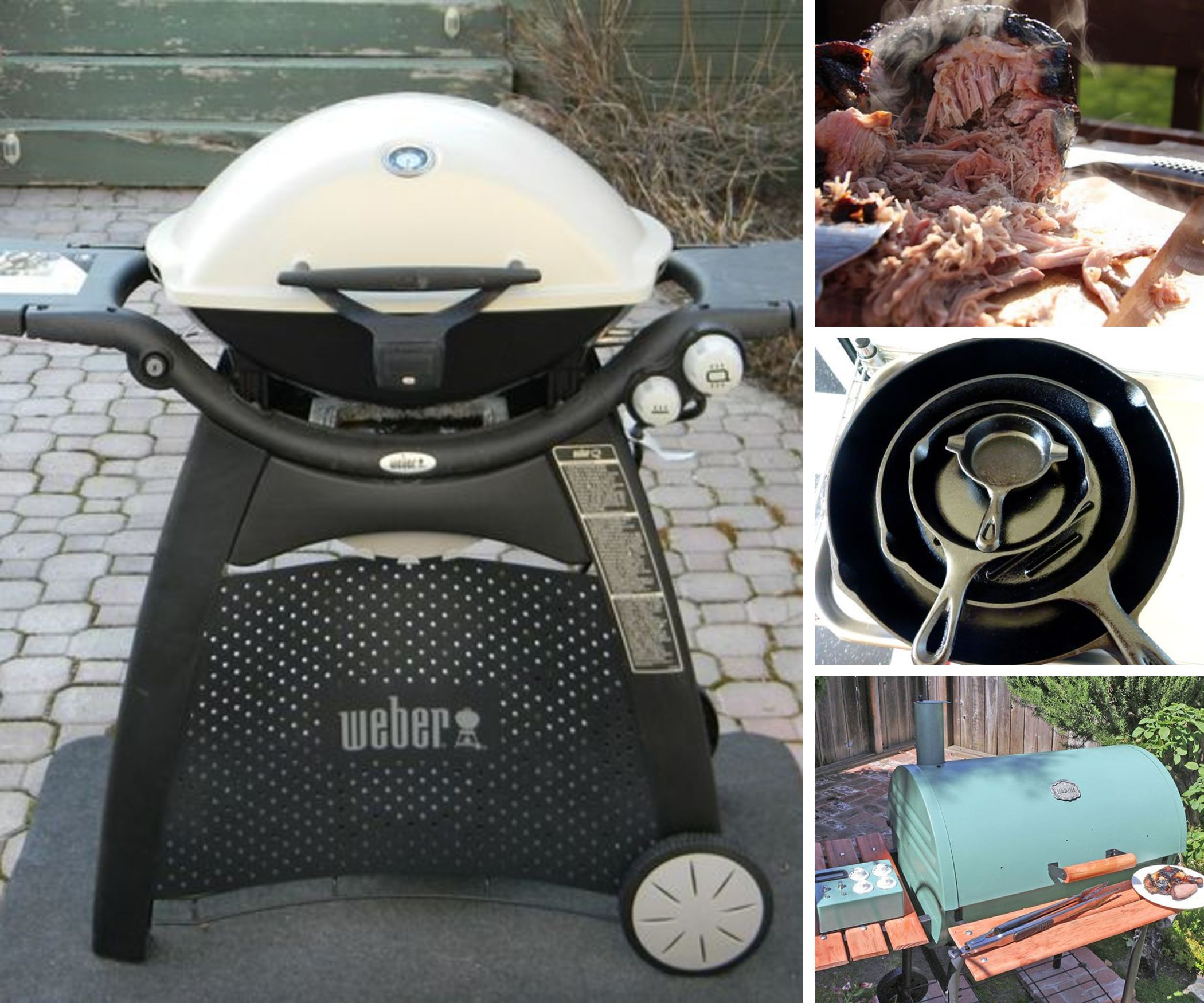Easy Grilling and Smoking