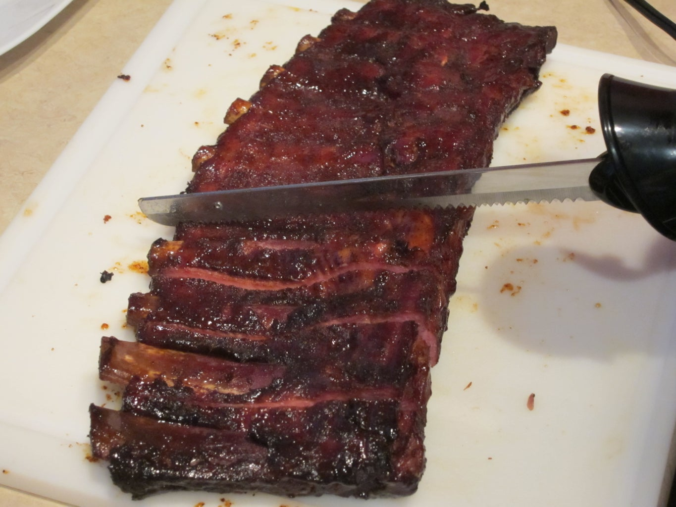 Cut Your Ribs