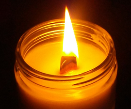 Wood Wick Soy Candles