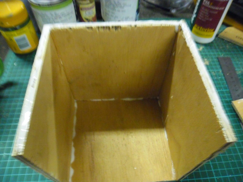 Box Assembly - Step Three