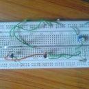 dark sensor using LDR(light dependent resistor)
