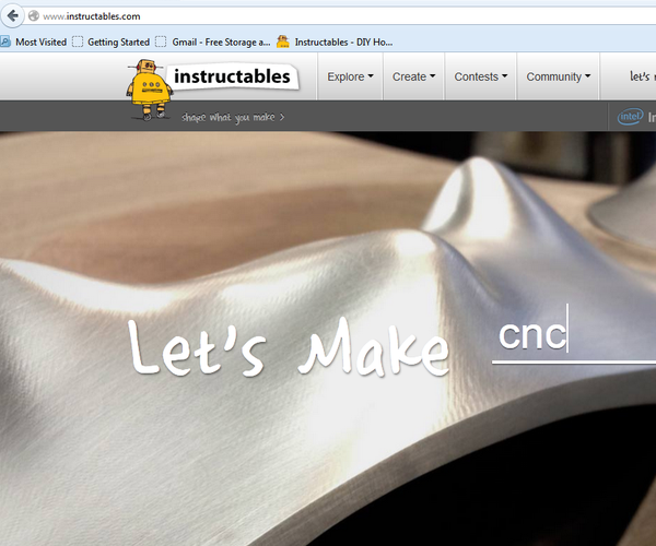 How to Set Up a Instructable Account