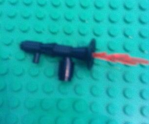 Lego Flamethrower