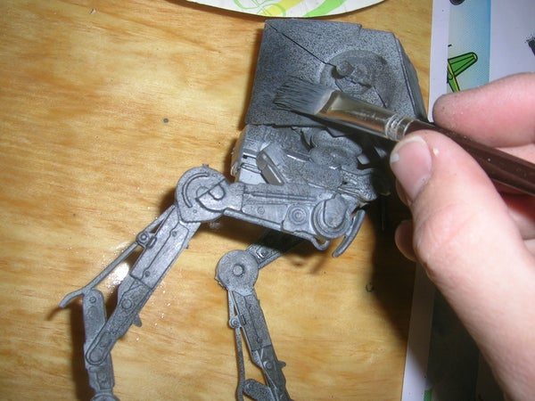 Toy Model Painting