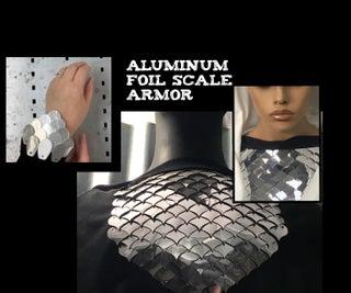 Aluminum Foil Scale Armor