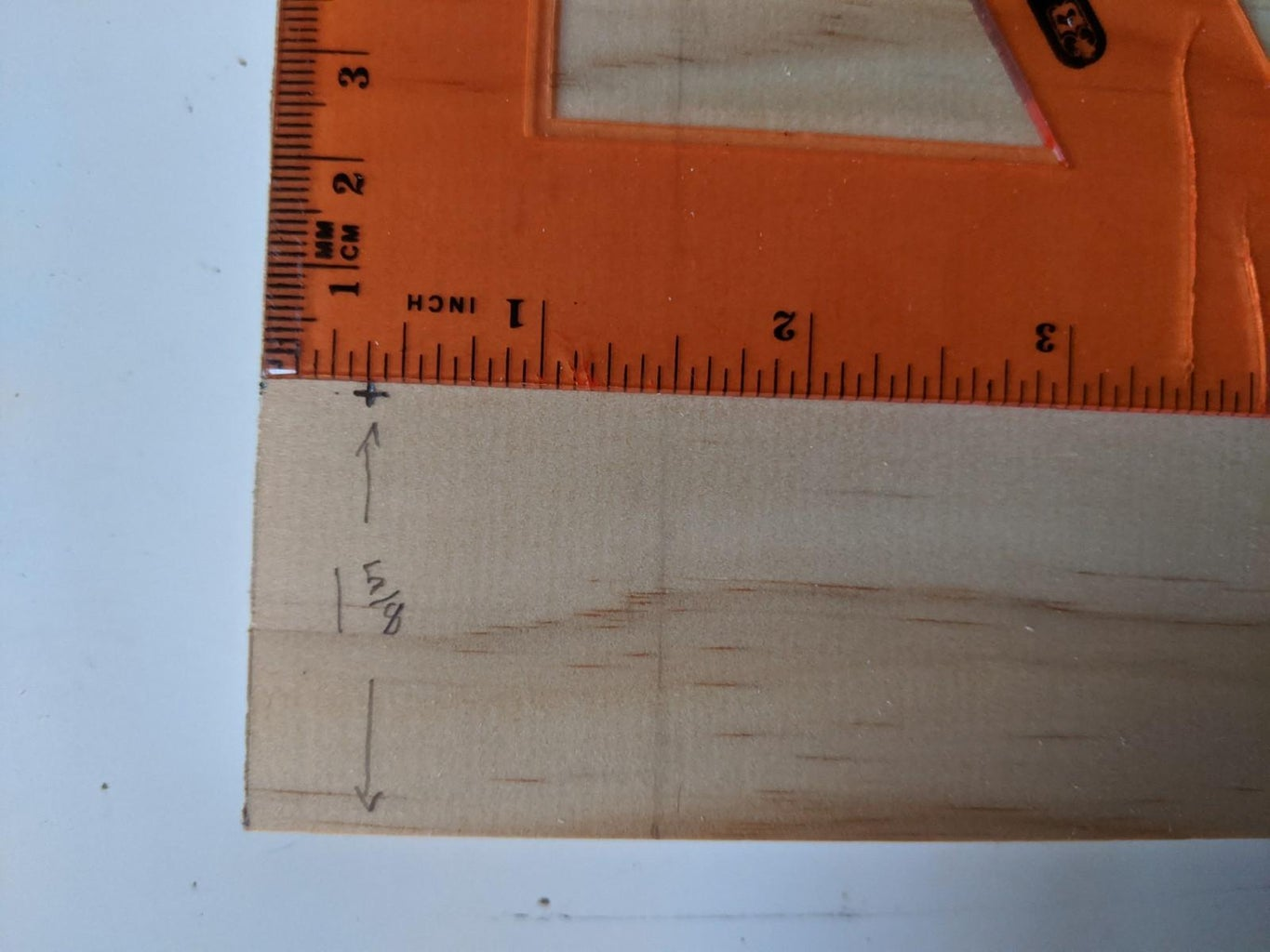 Marking and Drilling Holes (Top)