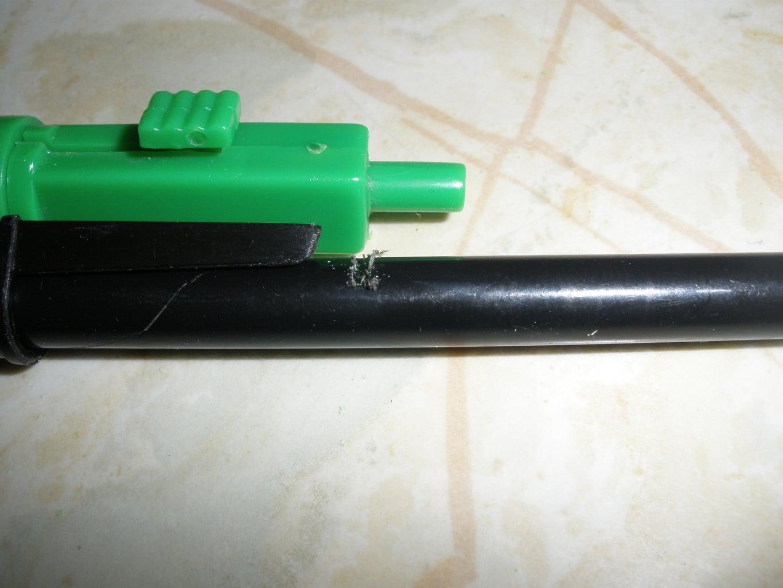 Cut Piece of Pen