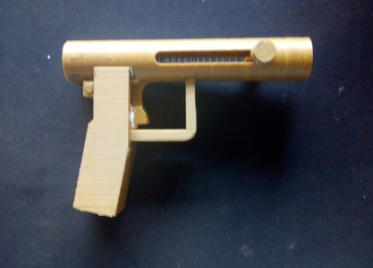 3D Printed Dart Launcher (Make It Move!)