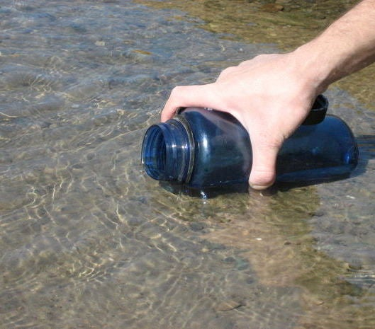 Emergency Water Purification Made Easy