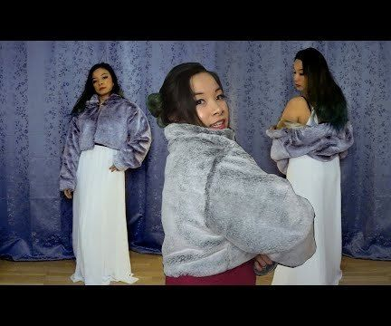 How to Make a Cropped Fur Coat