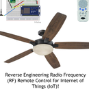 Reverse Engineer RF Remote Controller for IoT!