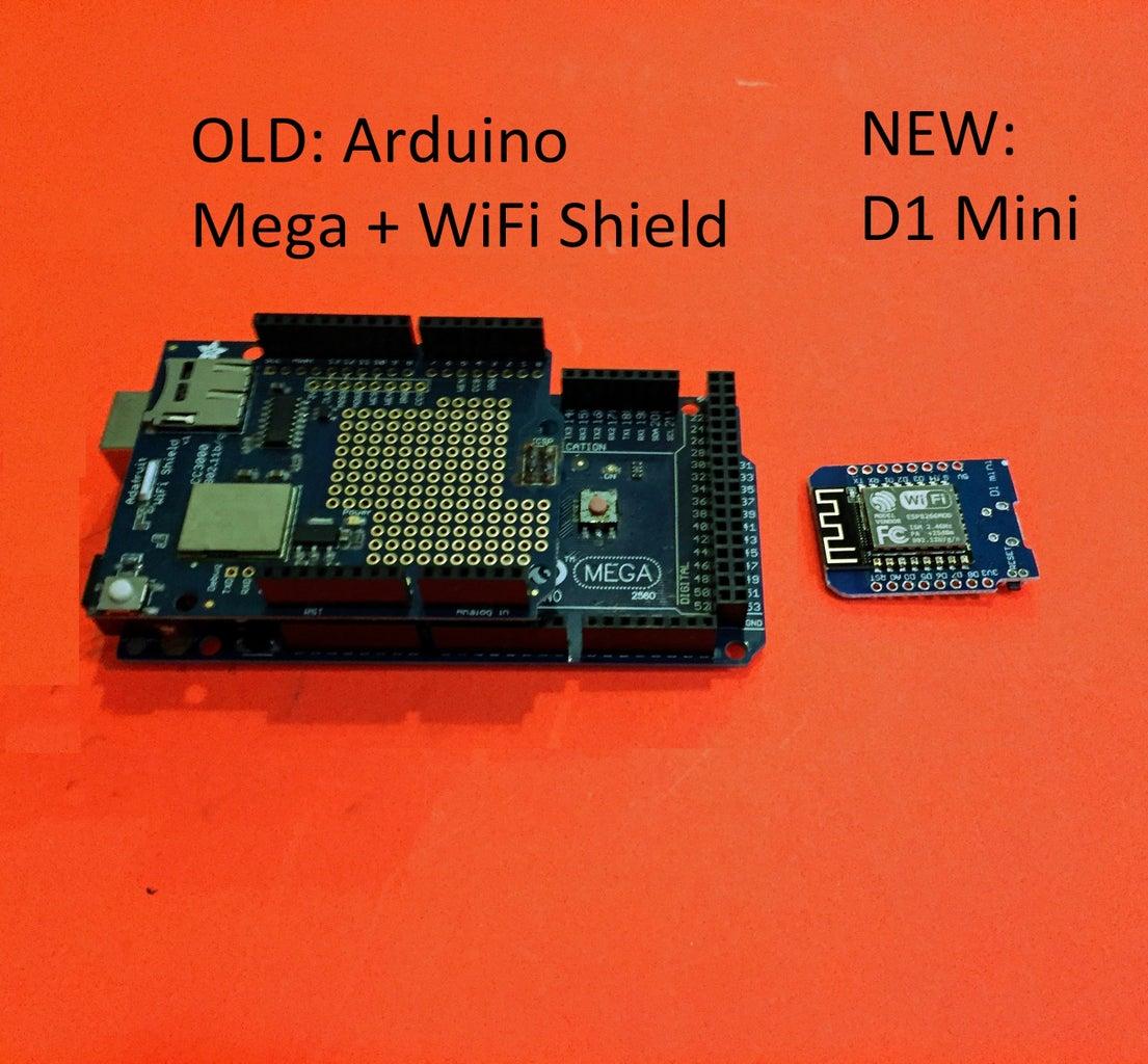 New CPU and Code