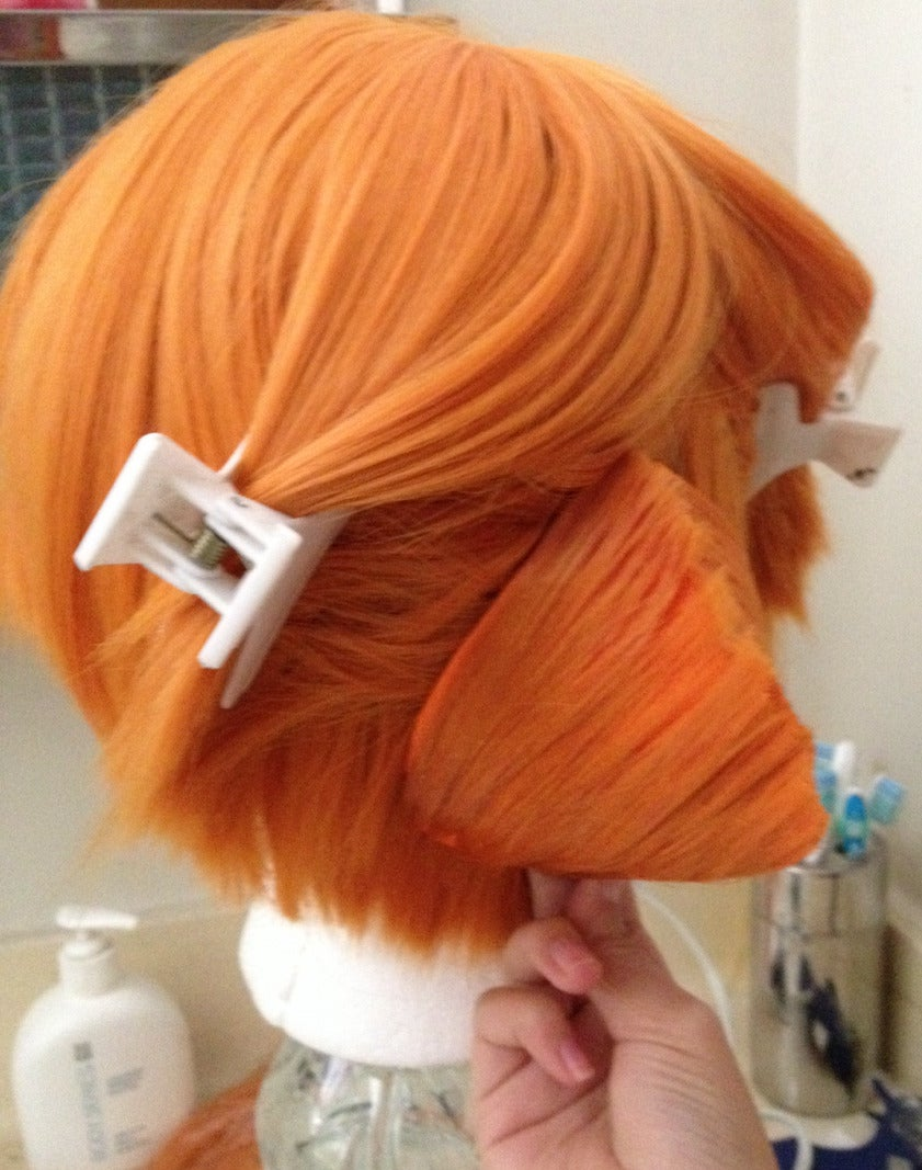 Onto the Wig